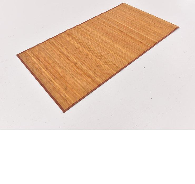2' 8 x 5' Bamboo Rug