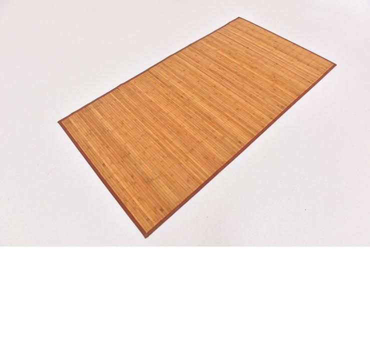 2' 8 x 4' 10 Bamboo Rug