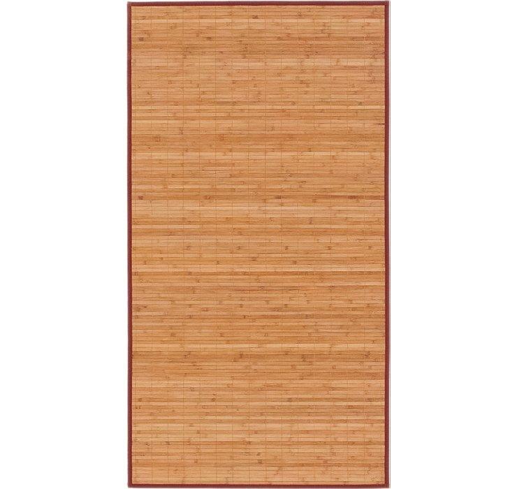 80cm x 147cm Bamboo Rug
