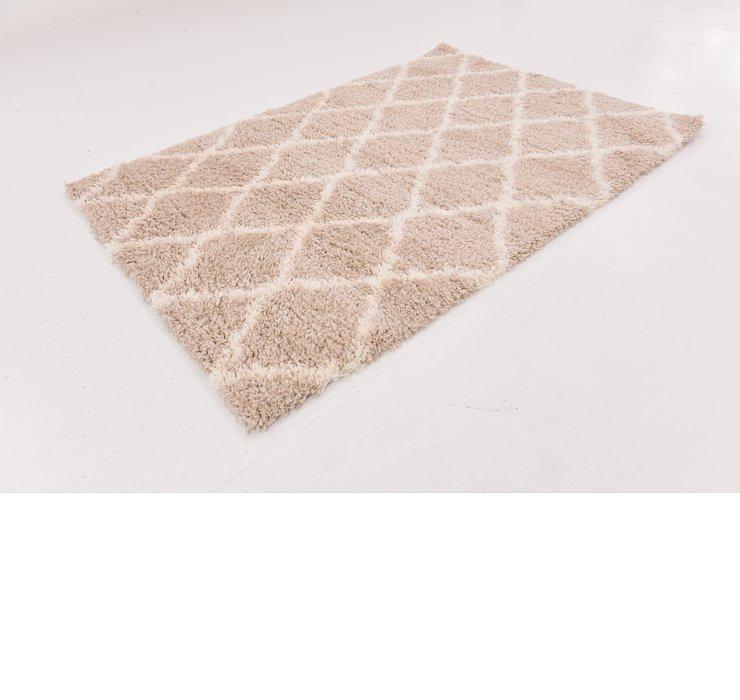 5' 4 x 7' 6 Marrakesh Shag Rug