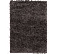 Link to 157cm x 235cm Luxe Solid Shag Rug