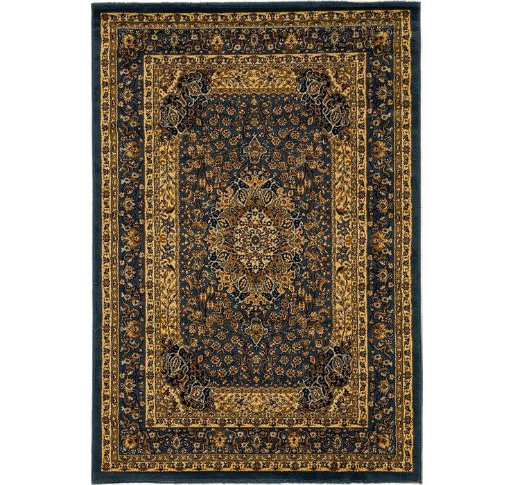 157cm x 218cm Mashad Design Rug