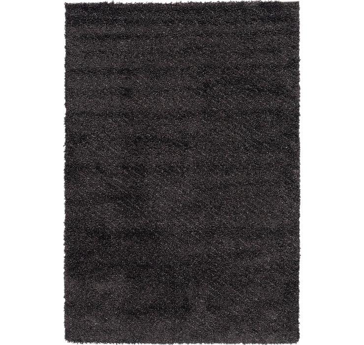 5' 3 x 7' 6 Zermatt Shag Rug