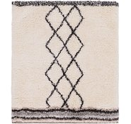 Link to 160cm x 190cm Marrakesh Shag Rug