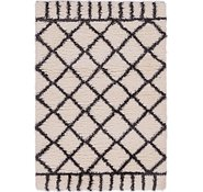 Link to 163cm x 235cm Marrakesh Shag Rug