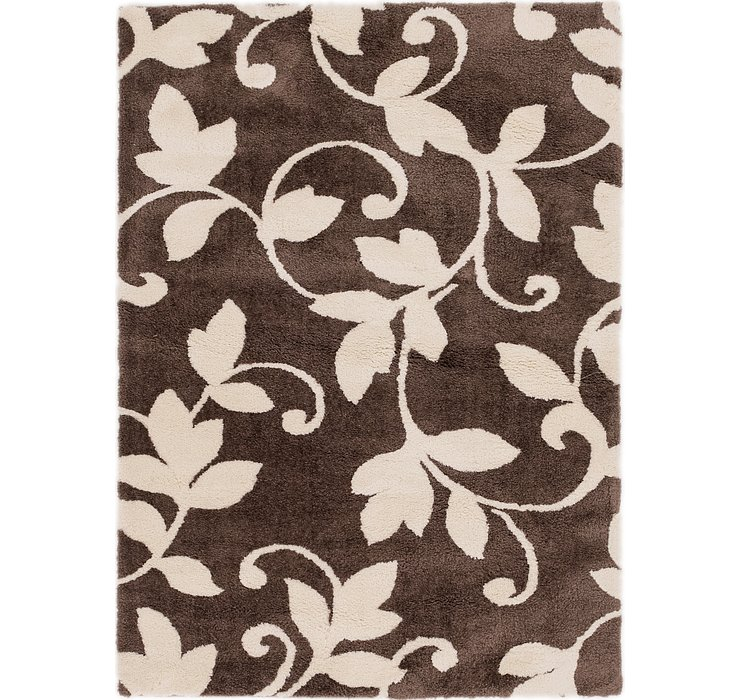 5' 4 x 7' 5 Luxe Frieze Rug