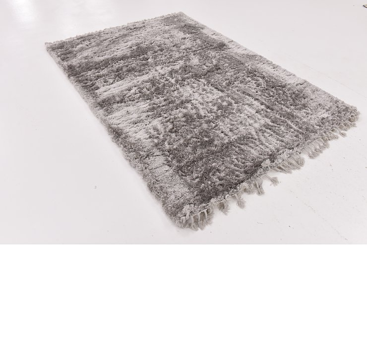 157cm x 230cm Luxe Solid Shag Rug