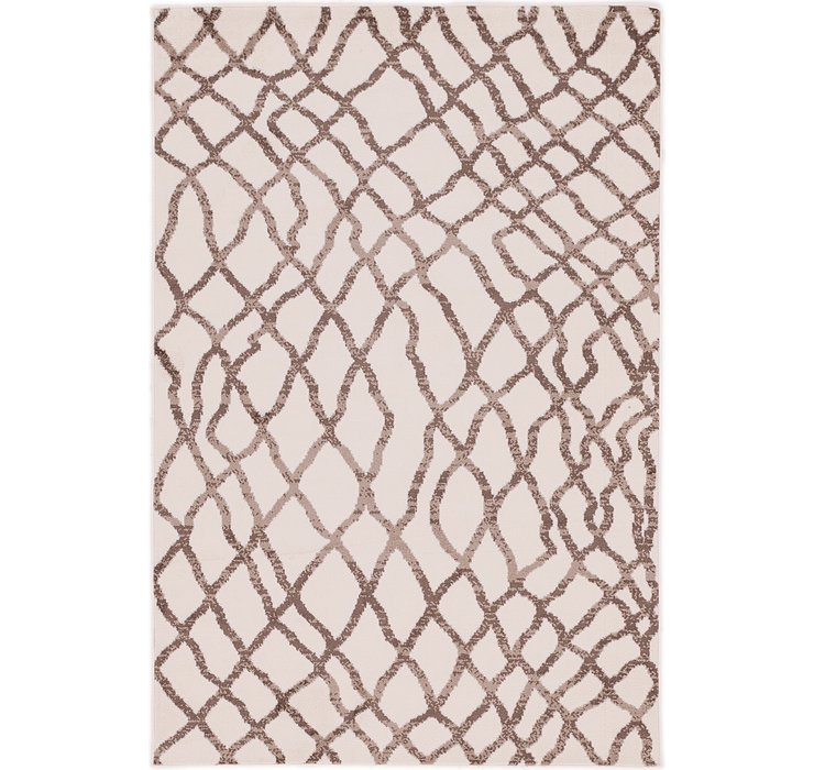 5' x 7' 6 Luxe Frieze Rug
