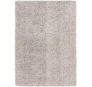 Link to 152cm x 213cm Luxe Solid Shag Rug