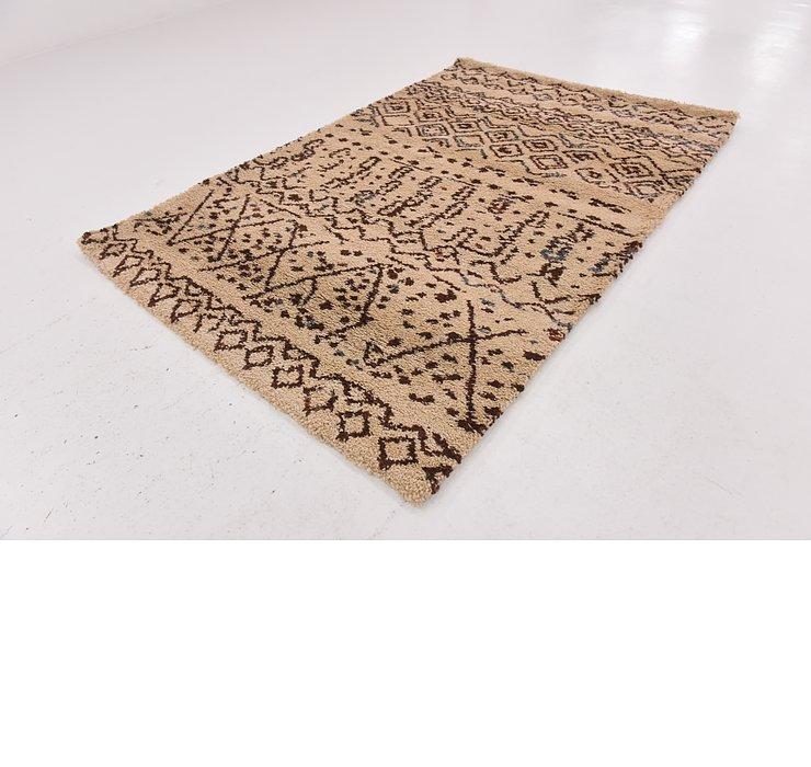 5' 2 x 7' 10 Marrakesh Shag Rug