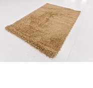 Link to 163cm x 230cm Luxe Solid Shag Rug