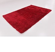 Link to 163cm x 235cm Luxe Solid Shag Rug