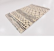 Link to 157cm x 240cm Marrakesh Shag Rug