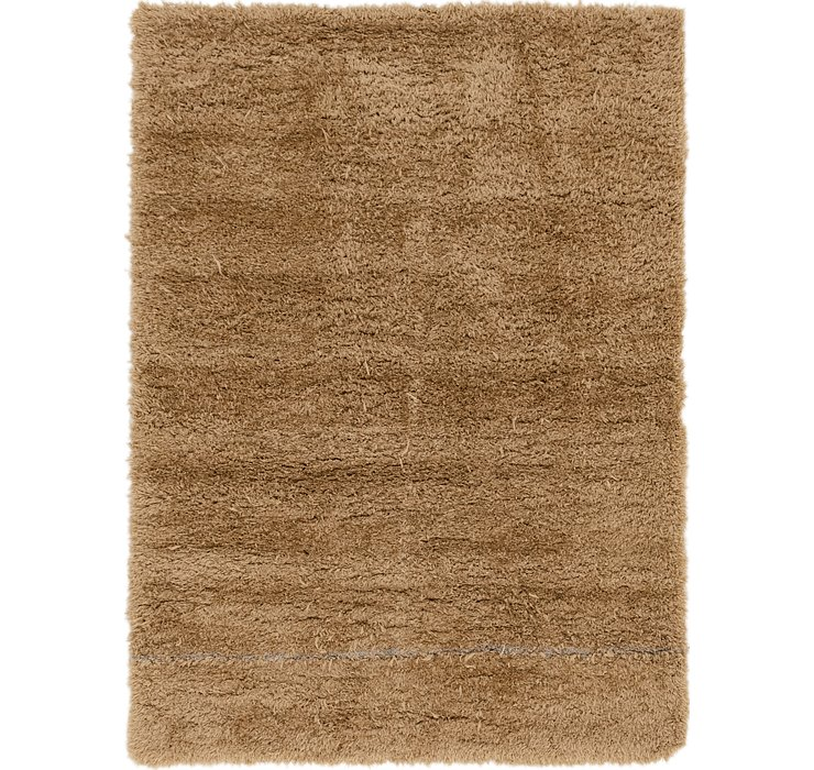 165cm x 225cm Luxe Solid Shag Rug