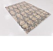 Link to 160cm x 213cm Marrakesh Shag Rug