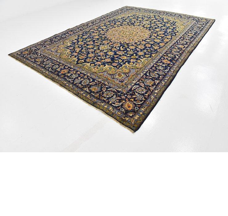 9' 6 x 13' 7 Isfahan Persian Rug