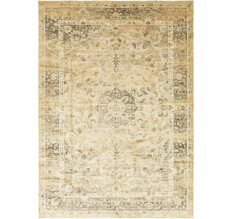 9' 9 x 14' Tabriz Design Rug