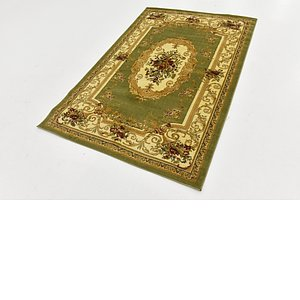 Link to 125cm x 185cm Classic Aubusson Rug item page