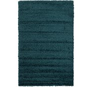 Link to 157cm x 250cm Solid Shag Rug