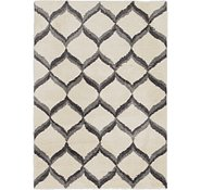 Link to 160cm x 225cm Luxe Trellis Shag Rug