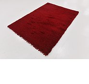 Link to 140cm x 203cm Solid Shag Rug