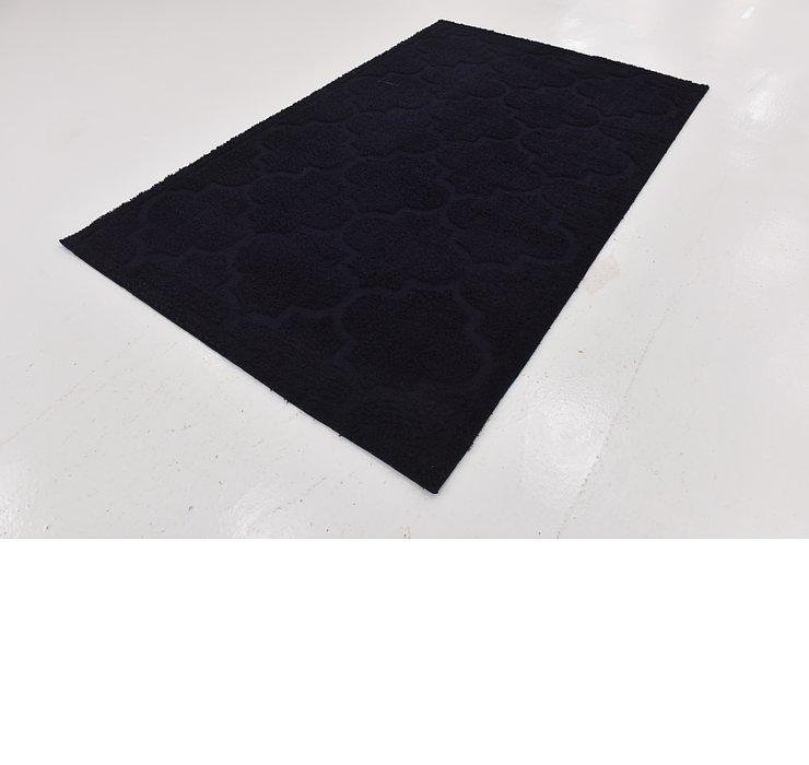 5' x 8' Trellis Shag Rug