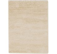 Link to 122cm x 163cm Solid Shag Rug