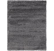 Link to 122cm x 152cm Solid Shag Square Rug