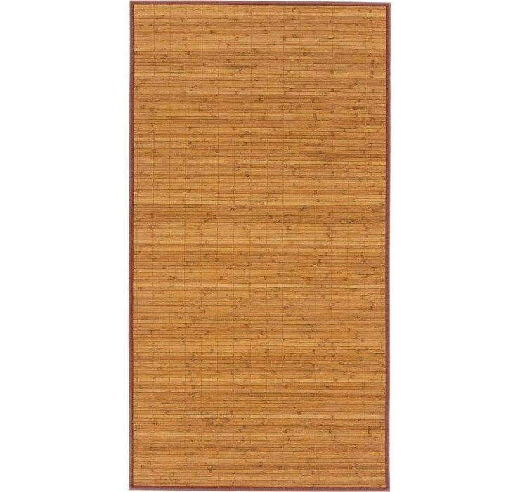 80cm x 152cm Bamboo Rug