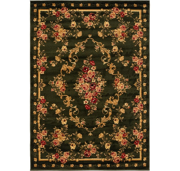 4' 3 x 6' 2 Country Rug