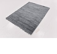 Link to 122cm x 160cm Solid Shag Rug