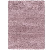 Link to 122cm x 160cm Luxe Solid Shag Square Rug