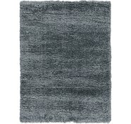 Link to 122cm x 157cm Luxe Solid Shag Rug