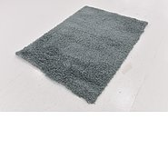 Link to 122cm x 165cm Luxe Solid Shag Rug
