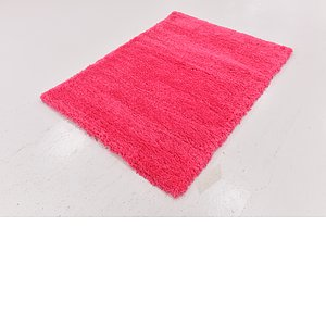Link to 122cm x 163cm Luxe Solid Shag Rug item page