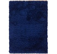 Link to 122cm x 170cm Luxe Solid Shag Rug
