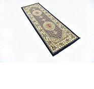 Link to 80cm x 230cm Tabriz Design Runner Rug
