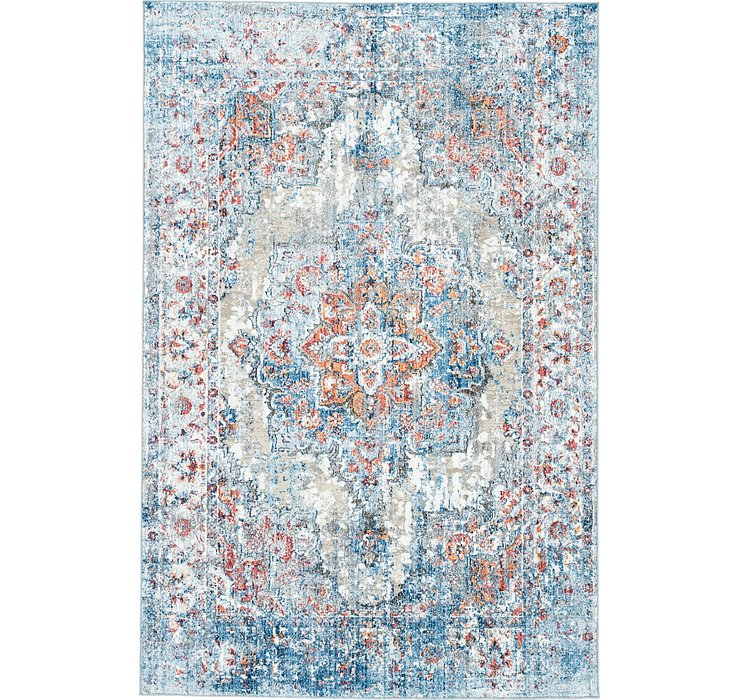 5' x 7' 7 Carrington Rug