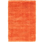 Link to 100cm x 147cm Luxe Solid Shag Rug