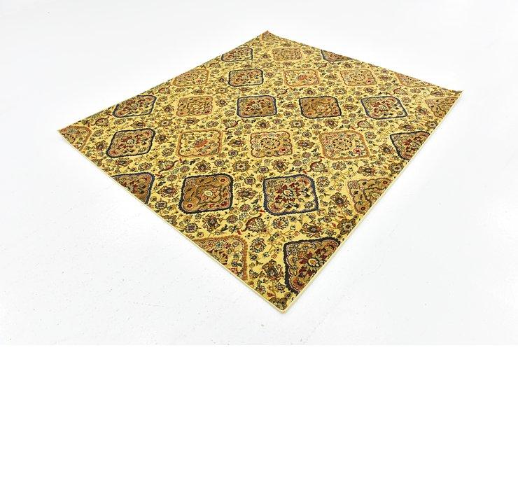 5' 9 x 6' 6 Himalaya Square Rug