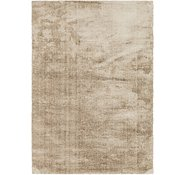 Link to 200cm x 287cm Luxe Solid Shag Rug