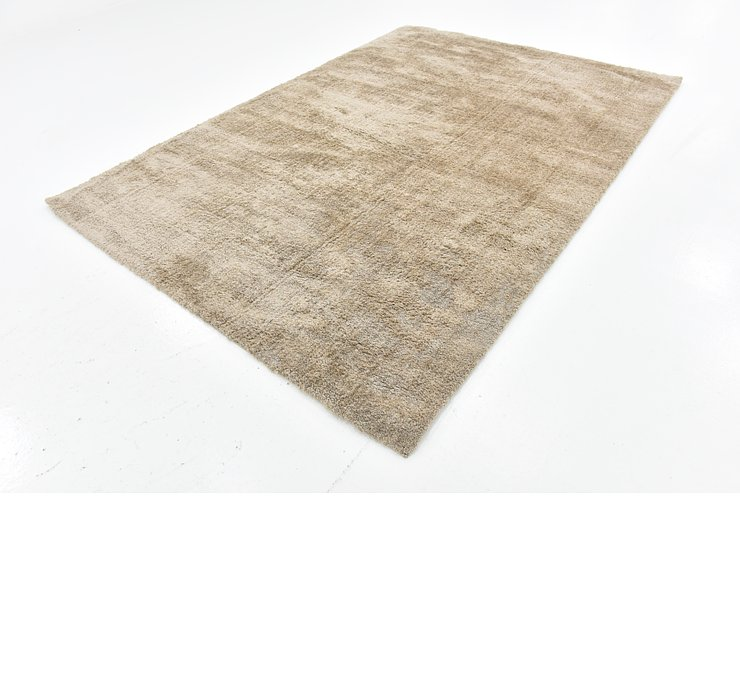 200cm x 287cm Luxe Solid Shag Rug