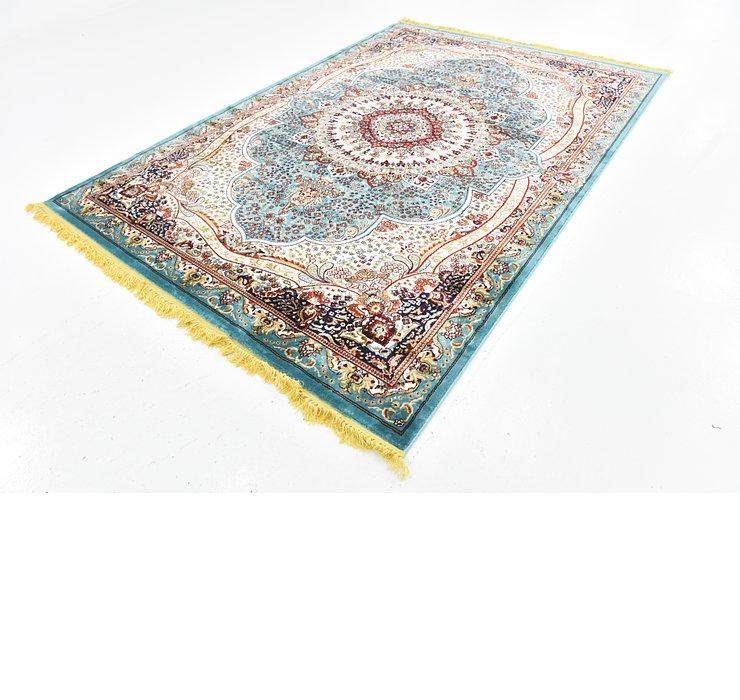 6' 7 x 9' 8 Tabriz Design Rug