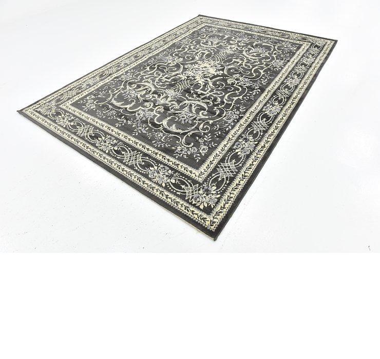 6' 6 x 9' 5 Tabriz Design Rug