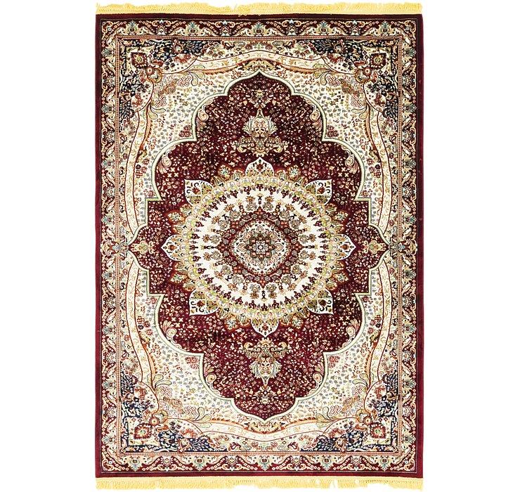 6' 4 x 9' 7 Tabriz Design Rug