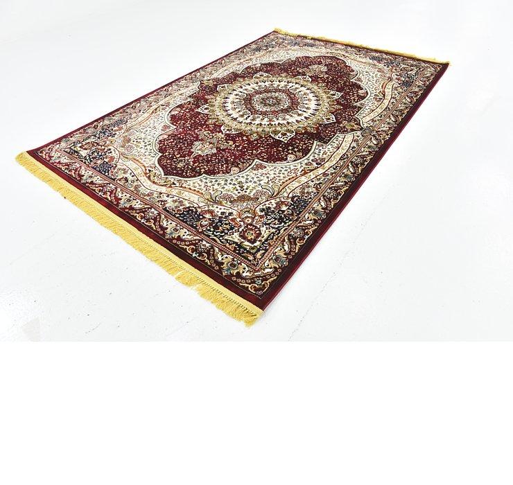 6' 3 x 9' 6 Tabriz Design Rug