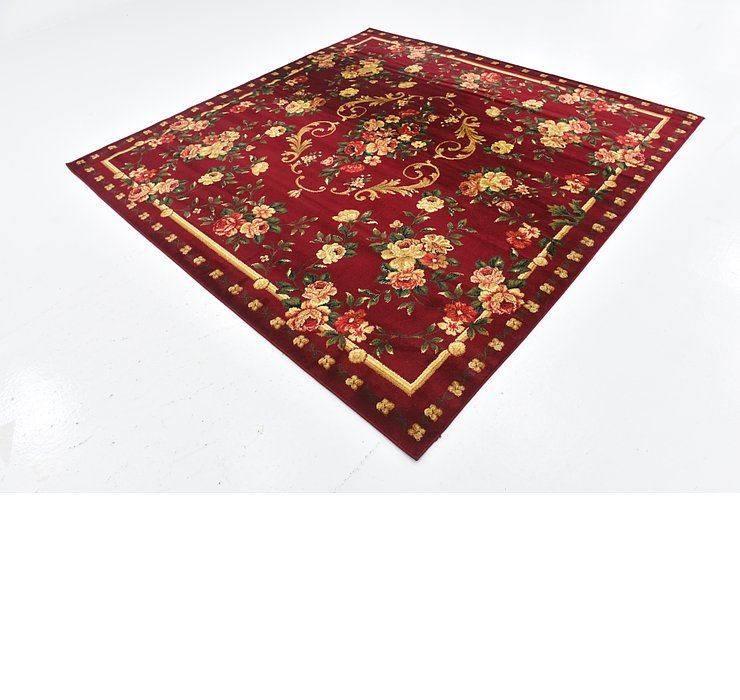 225cm x 230cm Country Square Rug