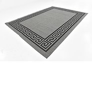 Link to 245cm x 340cm Outdoor Border Rug