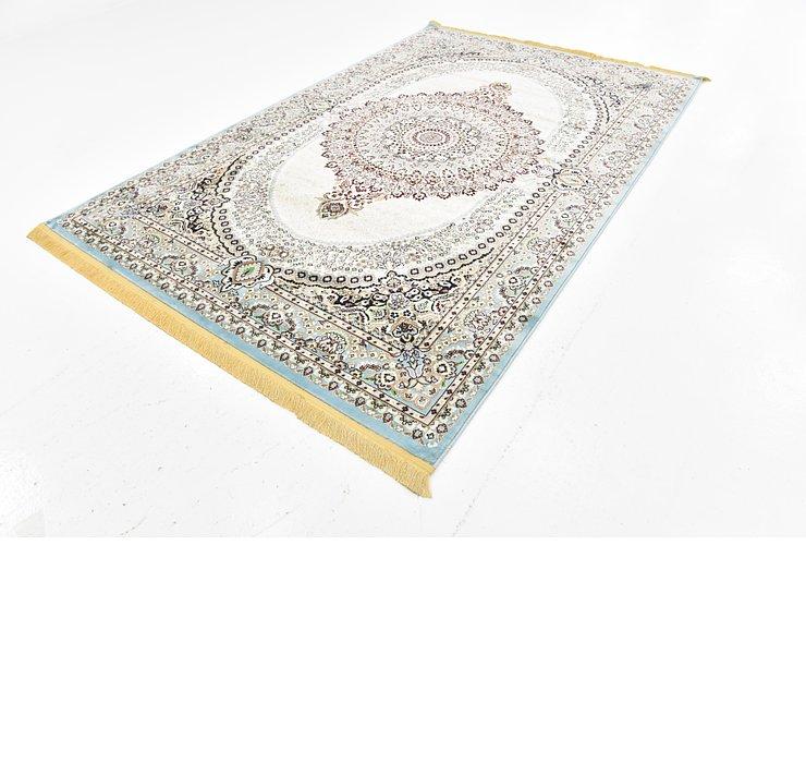 6' 3 x 9' 9 Tabriz Design Rug