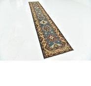 Link to 80cm x 457cm Kazak Runner Rug